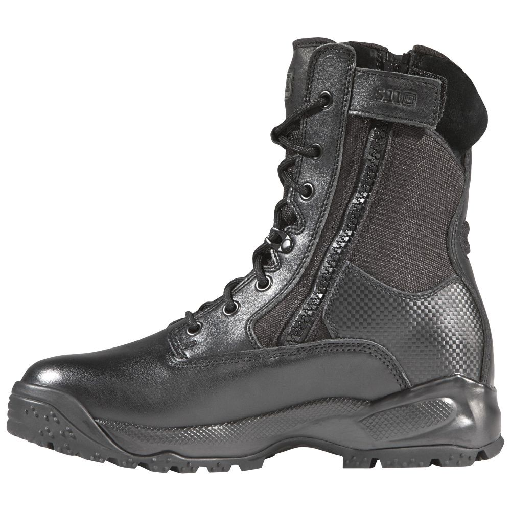 "5.11 Tactical A.T.A.C. 8"" Side Zip Boot - Black"
