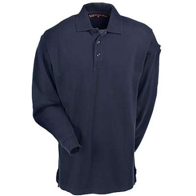 5.11 Professional Polo L/S - Dark Navy