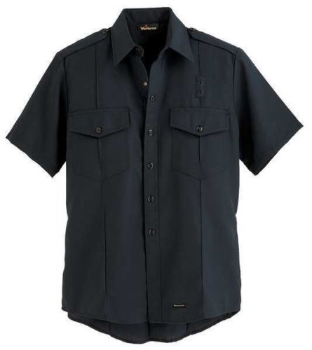 Nomex IIIA 4.5 oz Short Sleeve Fire Shirt - Navy
