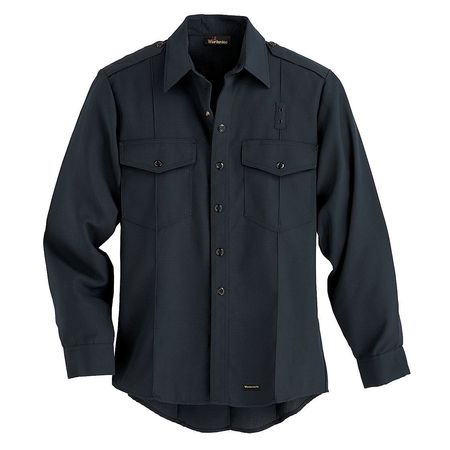 Nomex IIIA 4.5 oz Long Sleeve Fire Shirt - Navy