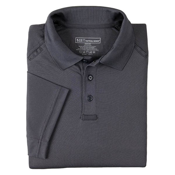 5.11 Performance Polo S/S - Charcoal
