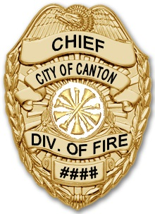 Coat Badge - Chief