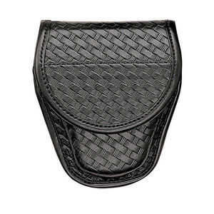 Bianchi 7900 Accumold Elite Handcuff Case - Basketweave