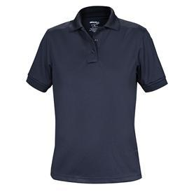 Elbeco UFX Performance Short Sleeve Tactical Polo in Ladies Choice - Midnight Navy