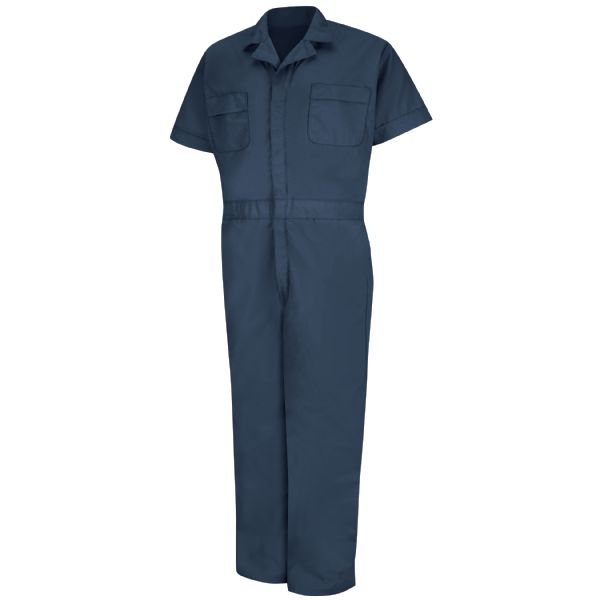 Speedsuit Short Sleeve Coverall - Navy