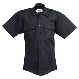 Elbeco Paragon Plus Short Sleeve Shirt - Midnight Navy