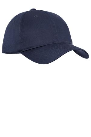 Port Authority Fine Twill Cap - Navy