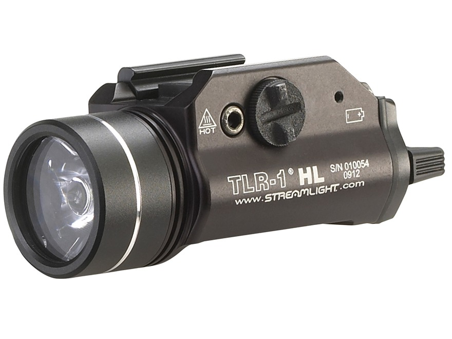 Streamlight TLR-1 HL® High Lumen Rail Mounted Tactical Light