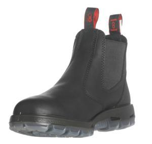 Redback USBBK Easy Escape Steel Toe - Black